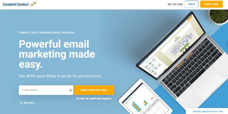 contact-constant-email-newsletter-service